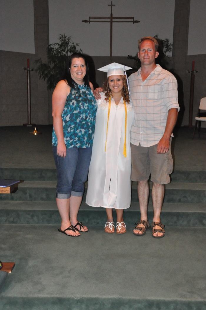 KC Graduation Picture