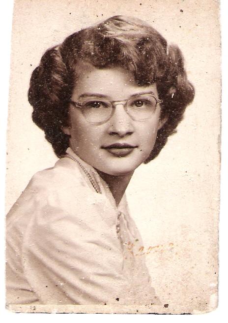 mom's grad pic