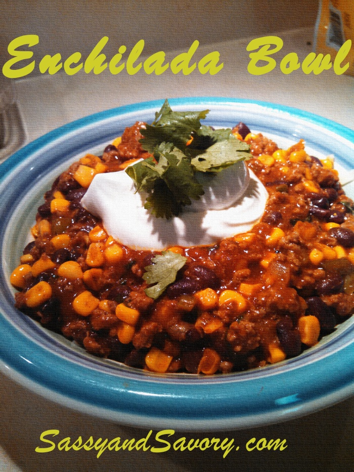 Enchilada Bowl